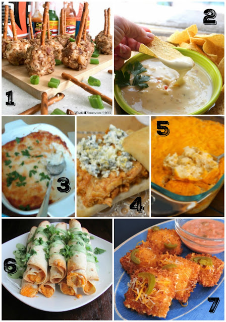#FootballFood Great Grub for Game Day and Any Day, 20+ Recipes