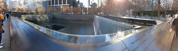 Memorial 11S. Nueva York con adolescentes | turistacompulsiva.com