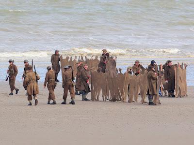 Primeras imágenes del rodaje de 'Dunkirk', de Christopher Nolan