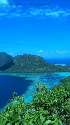 Hiking dan snorkling di Pulau Bohey Dulang dan Pulau Sibuan