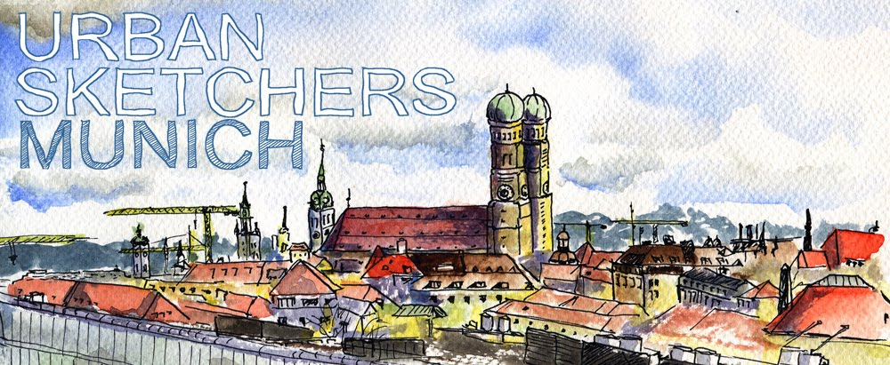 Urban Sketchers Munich