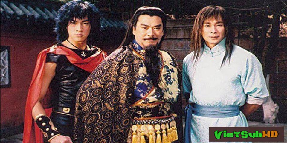Phim Phong Vân (Phần 1) Hoàn tất (44/44) VietSub HD | Wind And Cloud 2002