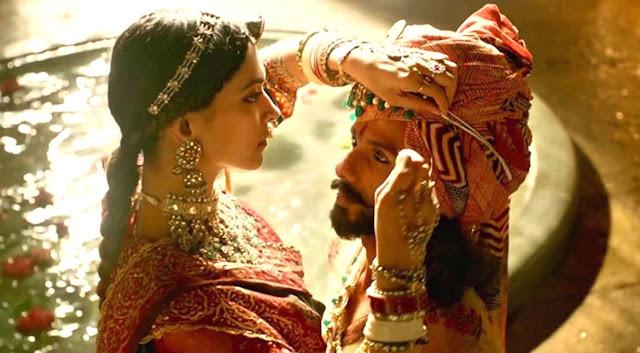 Shahid Kapoor as Rawal Ratan Singh in Padmaavat