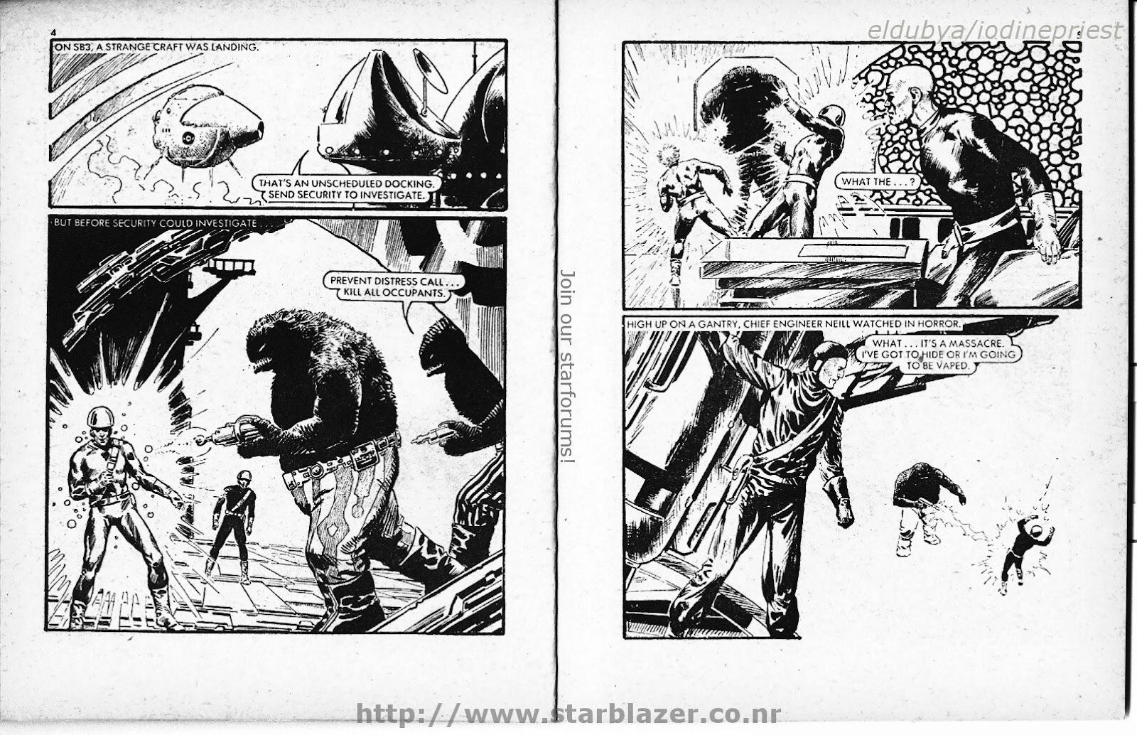 Starblazer issue 59 - Page 4