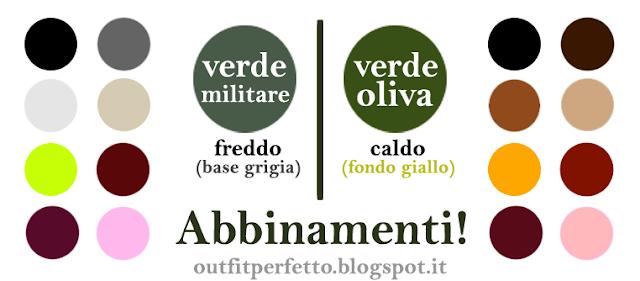 Come abbinare una GONNA VERDE OLIVA / VERDE MILITARE (outfit Autunno/Inverno)