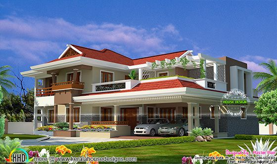 1 crore home 4700 square feet