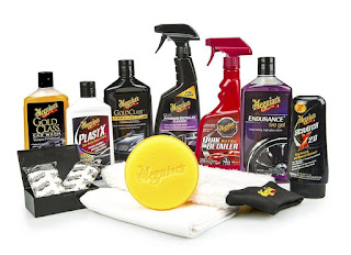 Meguiar Complete Car Care Kit