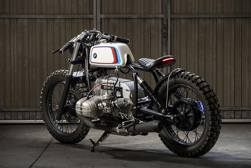 custom bmw r100cafe racer dreams | techniquake