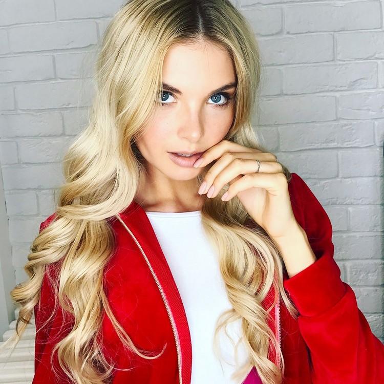 Miss Russia – 2017 Polina Popova