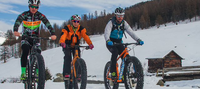 FAT BIKE EN LIVIGNO