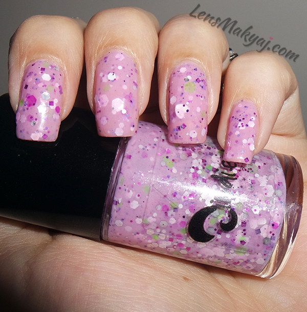 Jindie Nails Barney Blew Up