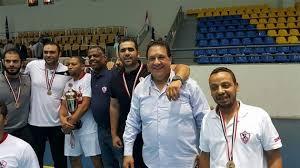 لقاء مع لاعبي الزمالك والجهاز الفني يعد الفوز بكأس مصر لليد على حساب الأهلي