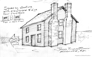 Image: Richard Gardner rendering of 'Old Turner Place.'