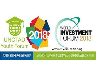 UNCTAD Youth Forum 2018 World Investment Forum - Apply Here