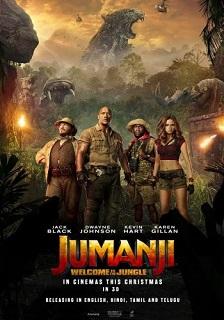 Jumanji: Bem-Vindo à Selva (2018) Dual Áudio – Download Torrent