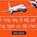 Cách đặt vé máy bay đi Mỹ