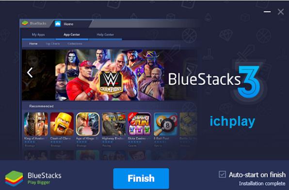 Tải BlueStacks App Player Mới Nhất Cho PC Win 7 8 8.1 10 XP Miễn Phí 3