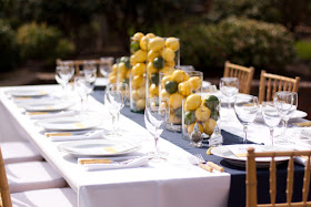 The Enchanted Home Setting The Perfect Summer Table