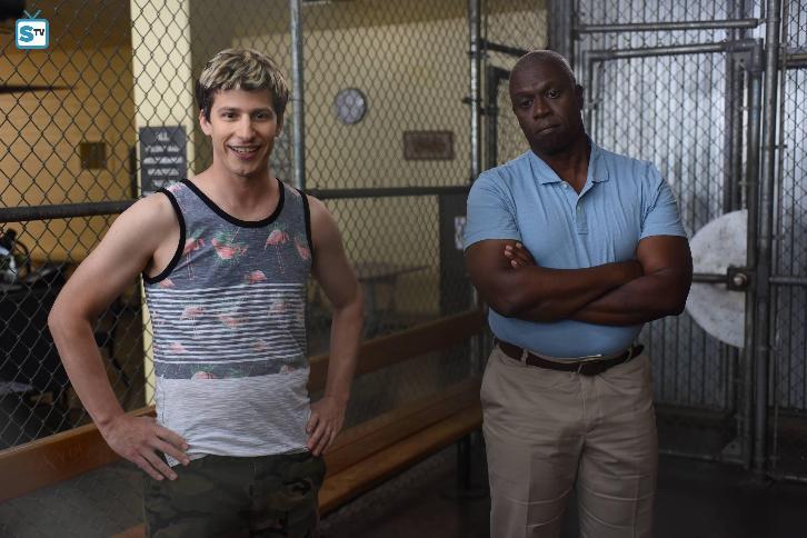 Brooklyn Nine-Nine - Episode 4.02 - Coral Palms, Pt. 2 - Promo, Promotional Photos & Press Release