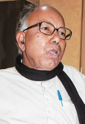 Harisadhan Ghosh, a vice-president of Darjeeling district Trinamul and a Mukul Roy inductee