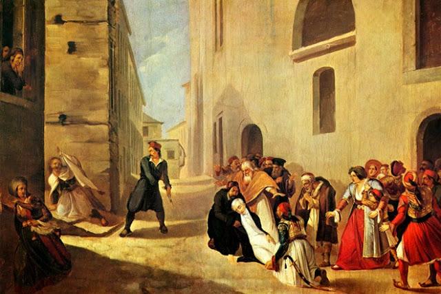 Σαν σήμερα η δολοφονία του Ι. Καποδίστρια που σημάδεψε ανεξίτηλα τη νεότερη ιστορία της Ελλάδος