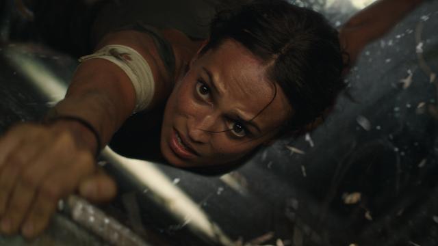 Lara Croft del 2018: no necesitas una falda corta para lucir valiente.