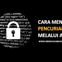 Cara mencegah pencurian artikel oleh Autoblog