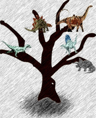 The dinosaur family tree is being rewritten again using bad logic and computers