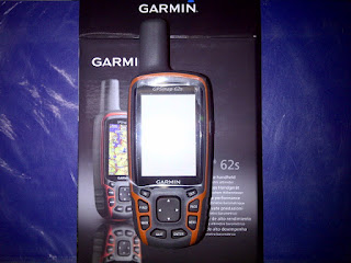 GPS Garmin 62s Baru