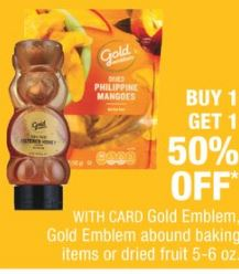 Gold Emblem cvs deals 5-12-5-18