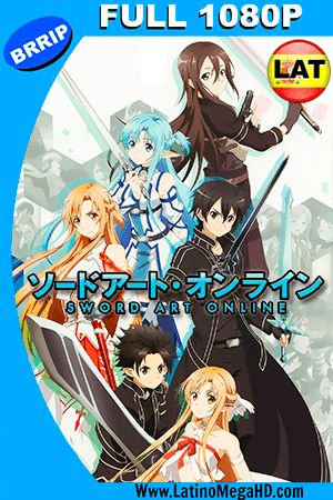 Sword Art Online (2012) 01×08 Latino FULL HD BDRIP 1080P ()