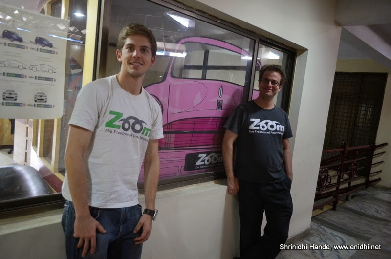 Zoomcar Crowd Funded Ambassador Campaign Enidhi India Travel Blog