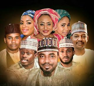 Fina-finan Hausa 5 mafiya shahara a shekarar 2017