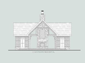 Southgate Residential: Poolhouse Plans