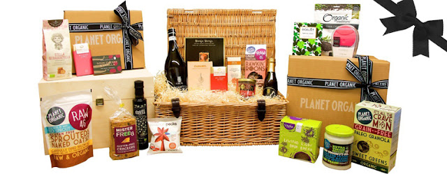 Planet Organic Launch New 2015 Christmas Hamper Collection