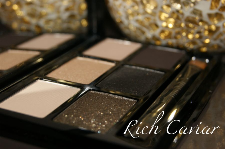 Bobbi Brown Rich Caviar Eyeshadow Palette Review The