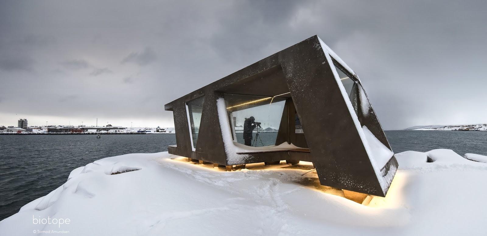Biotope architecture Wind architecture