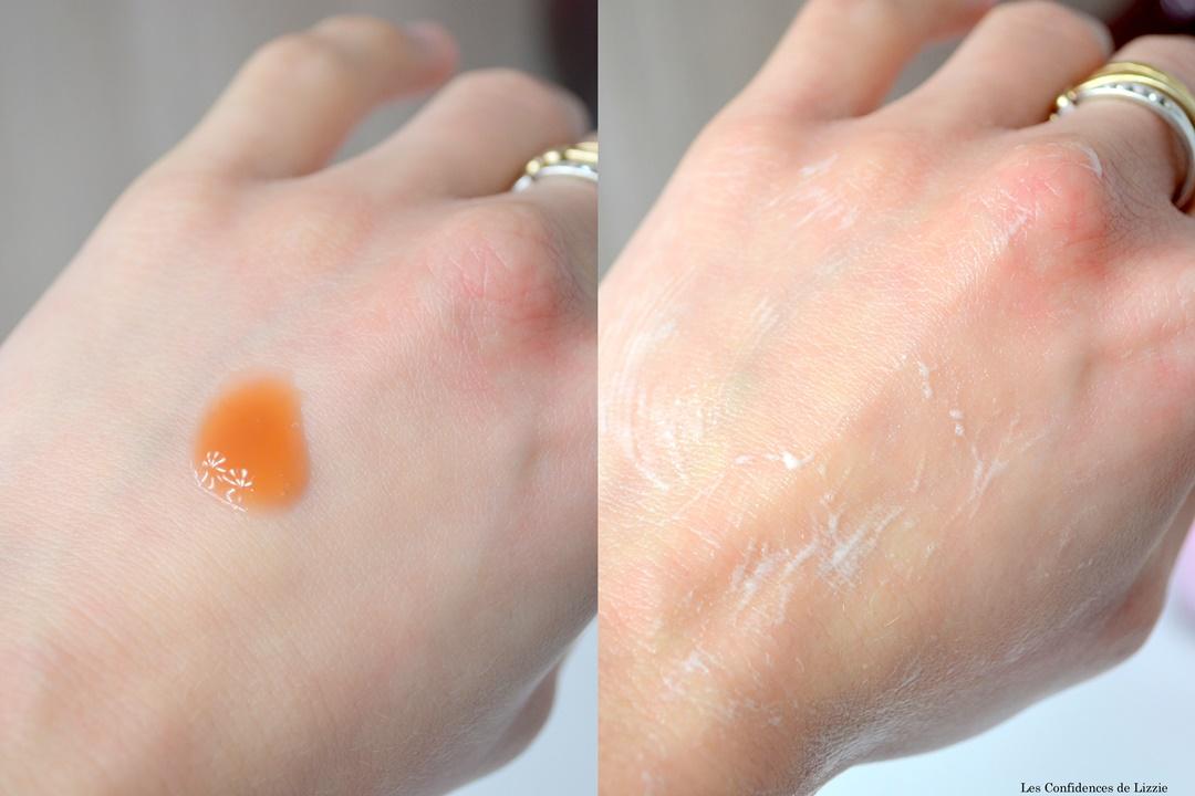 texture plaisante - produits de beaute naturels - gamme complete - peau parfaite - nettoyant visage