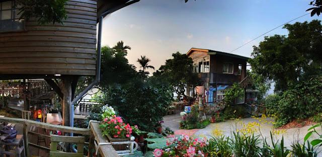 台南大鋤花間咖啡生態農場