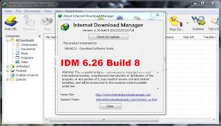Internet Download Manager 6.26 Build 8 Full Version