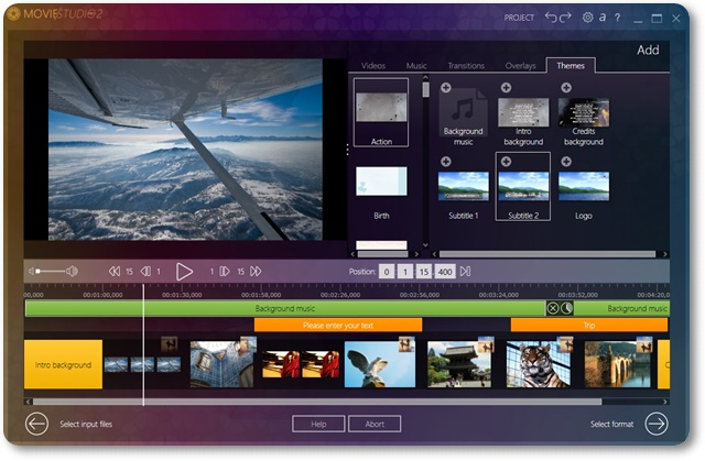Ashampoo Movie Studio Pro 2.0.9 + Crack