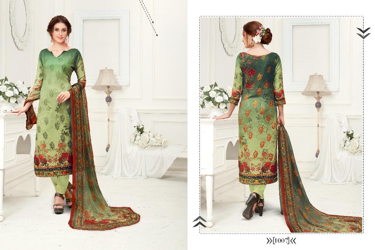 HINAYA-New Arrival Pashnina Digital Print Dress Material