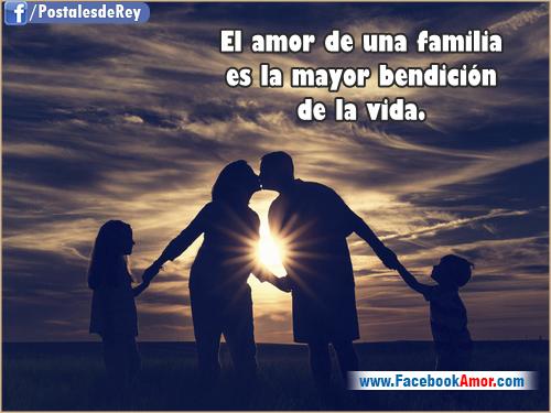 Imagenes De Familia Feliz Con Frases Imagui