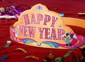 Happy New Year Disney 2014