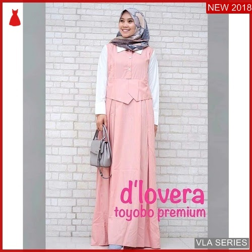 VLA144L125 Model Dress Luwi Bd Murah BMGShop