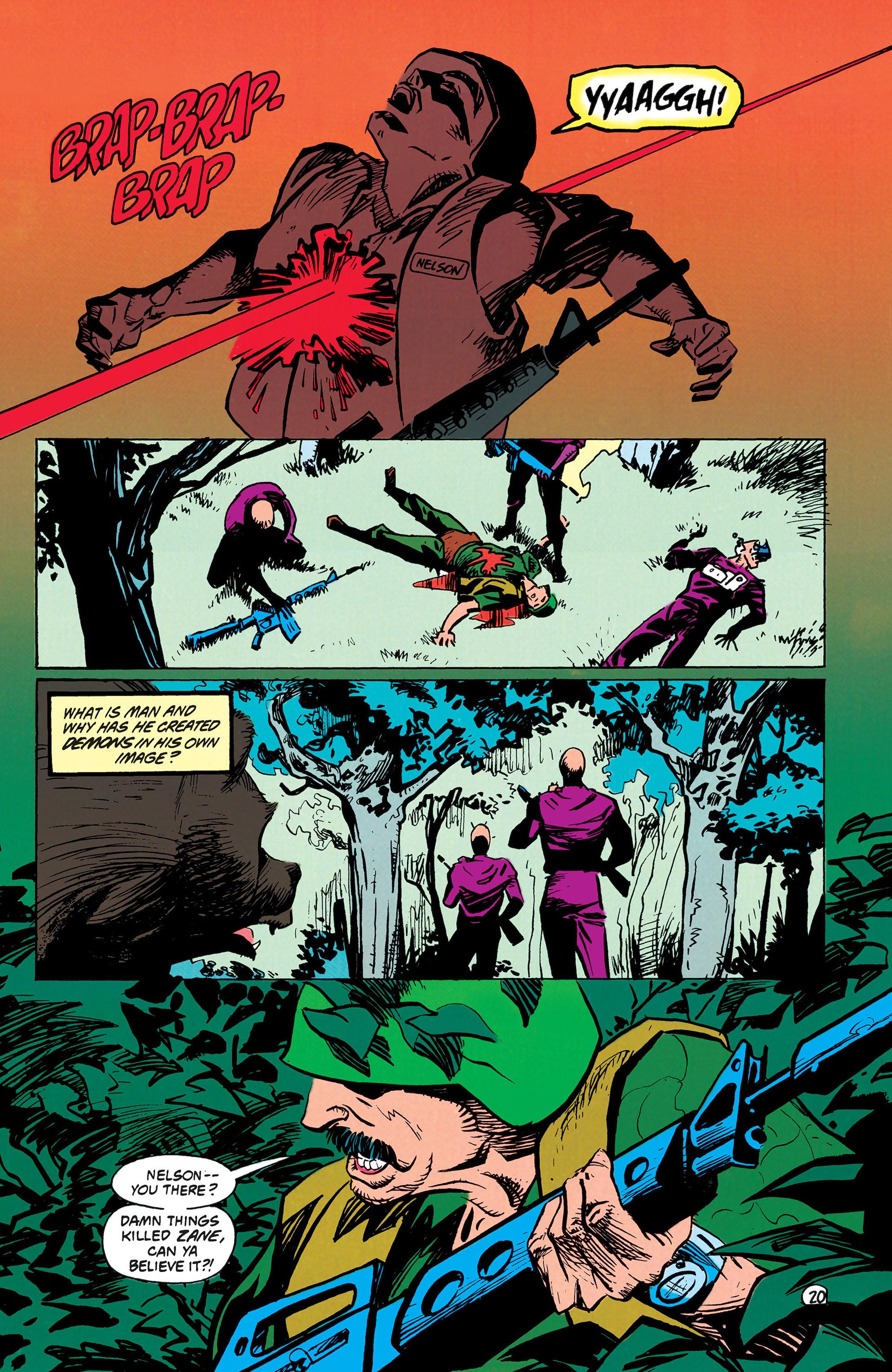 Read online Animal Man (1988) comic -  Issue #42 - 21