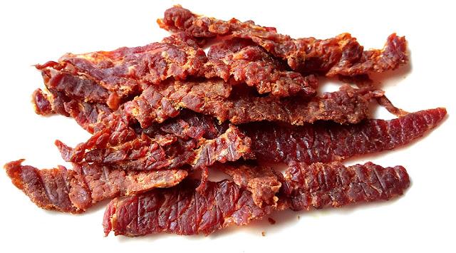 korean style bbq jerky