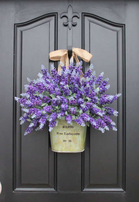 Wreath ideas for Spring