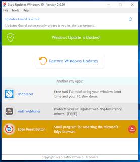 enable windows 10 updates