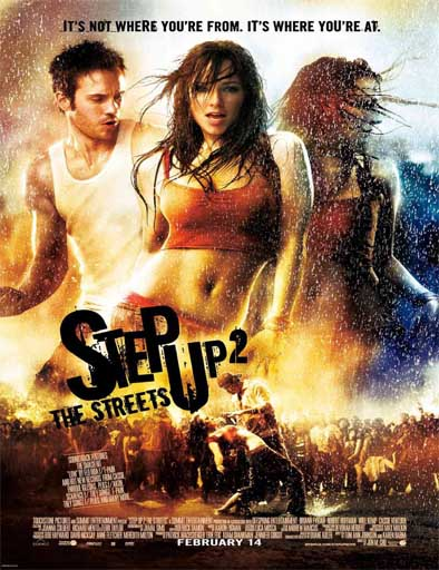 Ver Step Up 2: The Streets (2008) Online